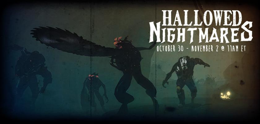 Hallowed Nightmares