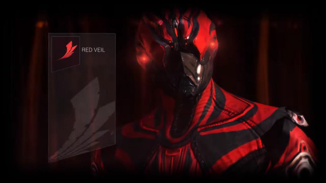 Red Veil Dialogue